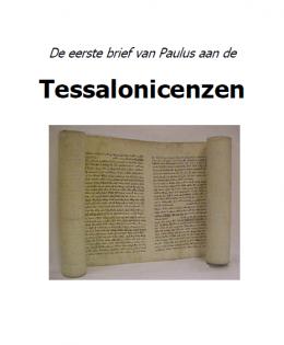 1 Tessalonicenzen