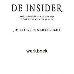 Insider - Werkboek